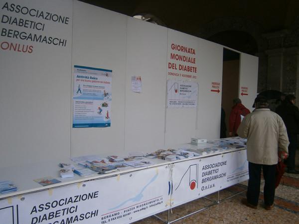 Giornata Mondiale Diabetici